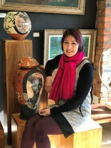 trayci tompkins, traci tomkins, tracy tompkins, ceramics south africa, KwaZulu Natal artist, art south africa, south african pottery,