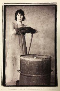 trayci tompkins, ceramics South Africa, raku firing, South African artist, claymaker, artist in south Africa,