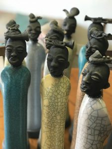 The Dlamini, gifts for her, gifts for him, Trayci Tompkins, Stuart Tompkins, Tim Dlamini, South African Craft, South African ceramcis